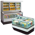 Wall Site Display Cabinets