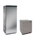 Upright Service Chillers and Freezers